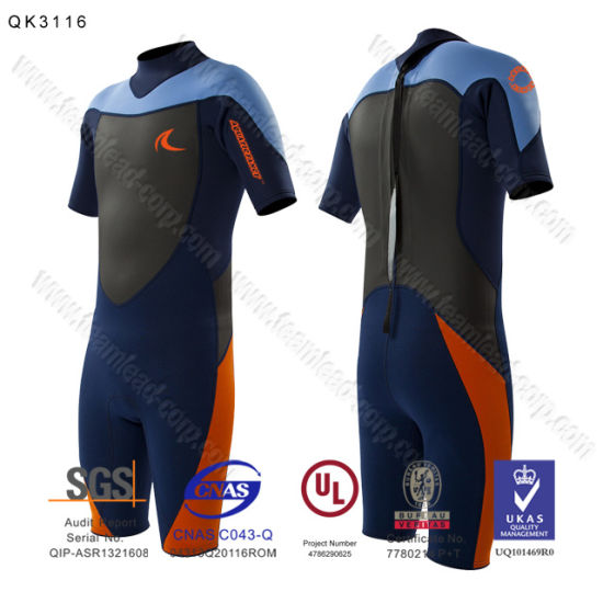 Shorty Surfing Diving Wetsuit China Manufacturer - China Neoprene Wetsuit 28953e795