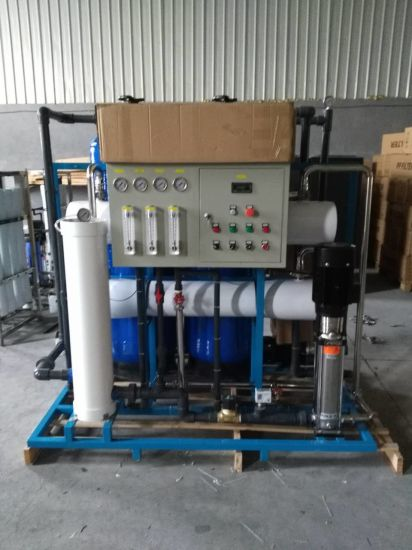 8000lph RO Purifier for Industrial Water System