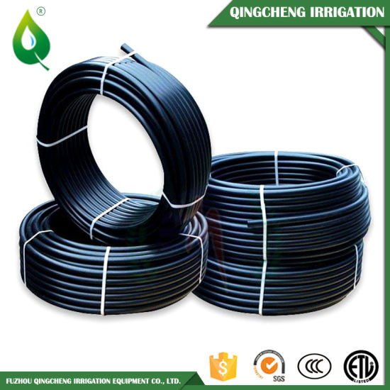 China drip irrigation plastic pipe fittings hdpe