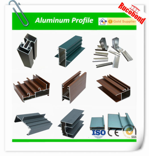 Aluminum Extrusion/ All Types of Aluminum Profile