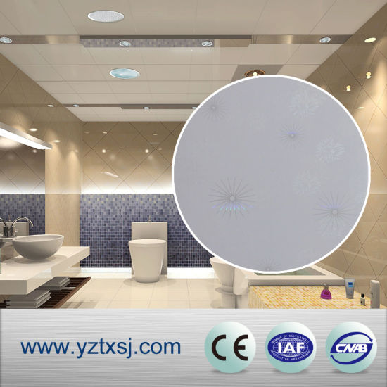 2017PVC Ceiling Design for Shop, Cost-Effective PVC Wall Panel pictures & photos