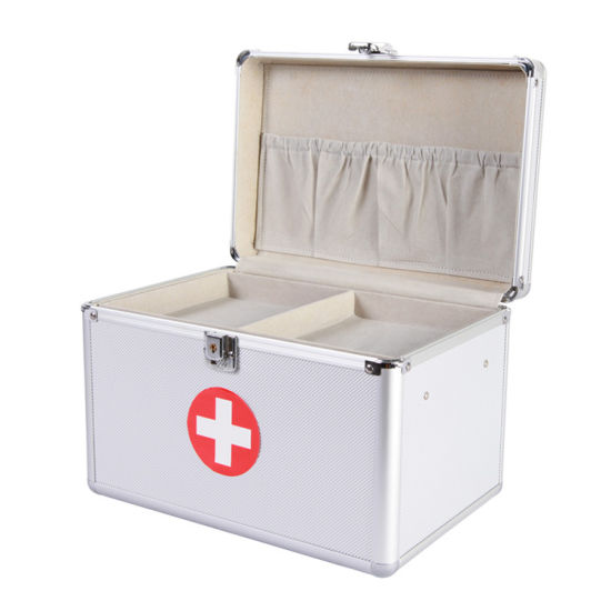 Pratical Case First-Aid Medical Case&Box pictures & photos