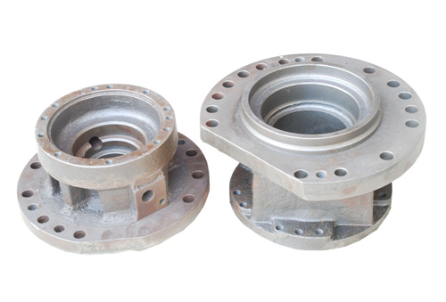 Spare Parts for Excavator Swing Motor