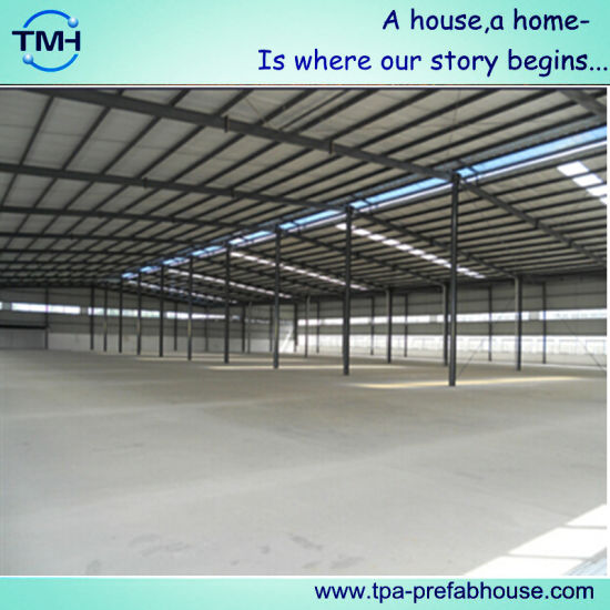 Easy Installation Prefabricated House Steel Structure pictures & photos