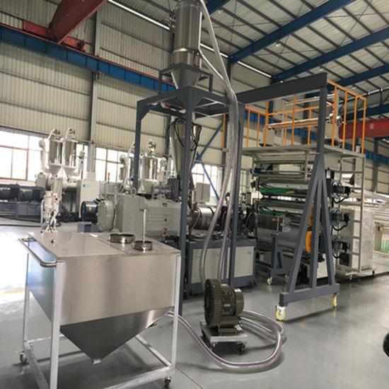 PVC Imitation Marble Sheet Making Machine/Extrusion Machine/Production Line