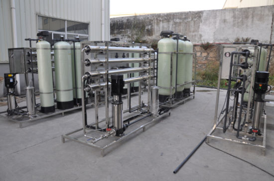 1000 lph RO Water Treatment Plant Price pictures & photos