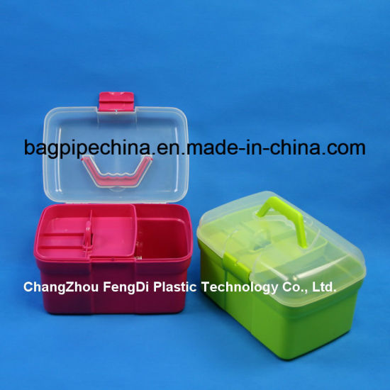 PP Plastic Rectangle Shaped Household Storage Box  sc 1 st  Changzhou Fengdi Plastic Technology Co. Ltd. & China PP Plastic Rectangle Shaped Household Storage Box - China ...