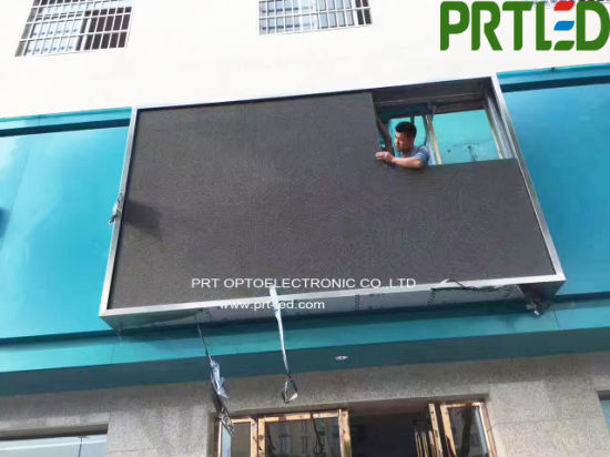 High Brightness DIP346 Outdoor P10 LED Billboard Low Price for Commercial Advertising pictures & photos