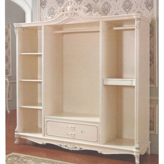 China wardrobe cabinet and dressing table for home for Dressing table cabinet