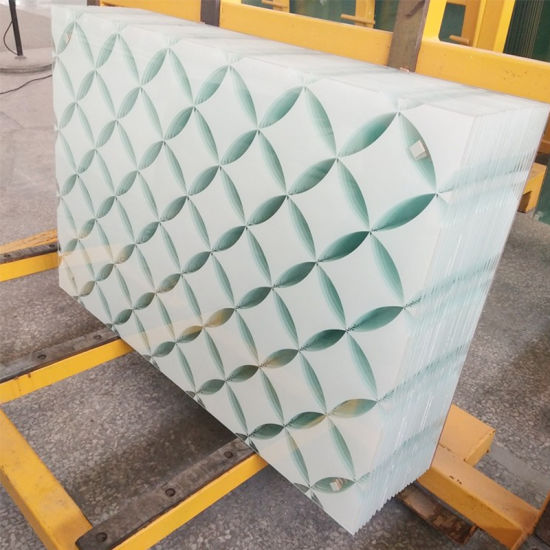 OEM Wholesale High Wall Office Cubicle Customized Building Silk Screen Printing Tempered Refrigerator Doors Glass