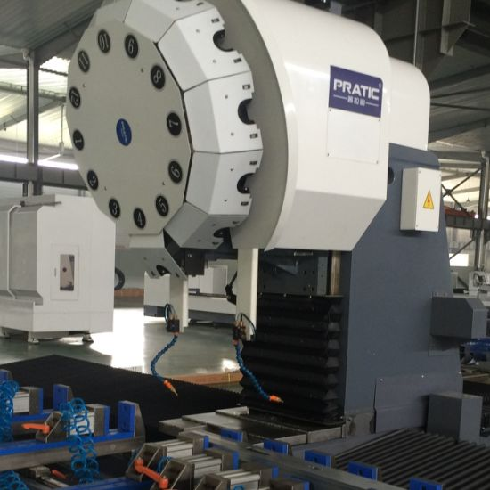 CNC Multiple Profile Drilling Milling Machinery with Good Quality pictures & photos