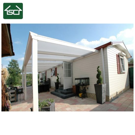 Waterproof Aluminum Adjustable Louvered Roof Patio Cover