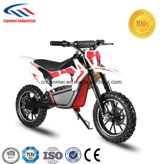 off Road Electric Scooter Electric Mini Moto Pocket Bike with Ce