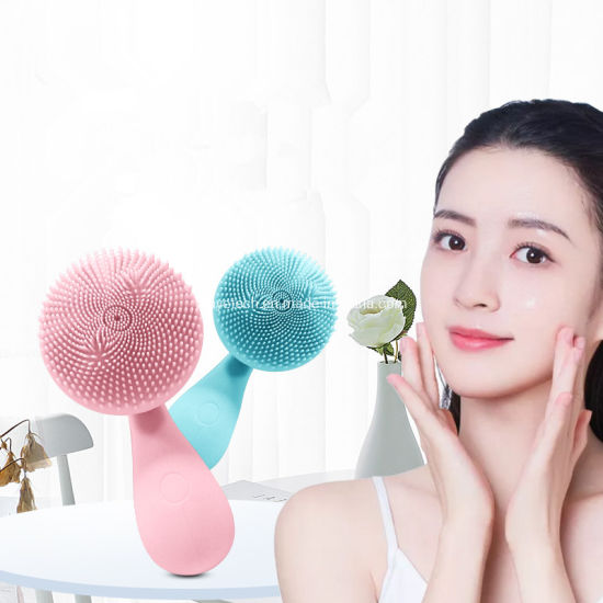Home Use Skin Cleaner Brush Facial Cleaning Face Cleaner Sonic Cleaning for Sale