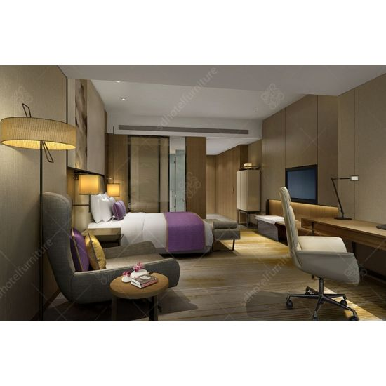 China Wooden Almirah Designs in Bedroom Wall for Hotel Furniture