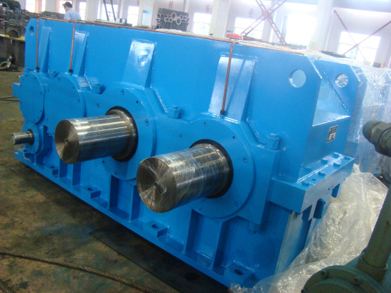 Zdy/Zsy/Zly/Zfy Series Cylindrical Gear Reducer with Hardened Gear pictures & photos
