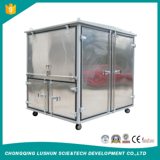 Lushun Brand Zja-200 Double Stage Vacuum Transformer Oil Purifier with Factory Price. pictures & photos
