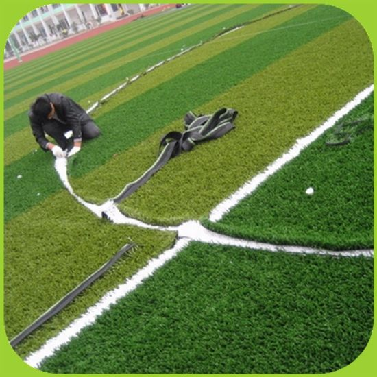 artificial turf soccer field. 50mm Height Artificial Grass For Professional Soccer Field Turf O