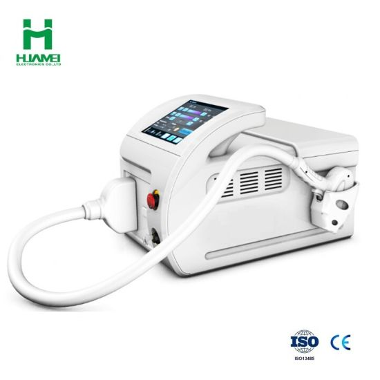 Huamei Mostly Professioal 808nm Diode Laser Hair Removal Beauty Equipment pictures & photos
