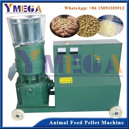 Top Quality Continuoulsy Working Small Feed Pelletizer 220V 110V pictures & photos
