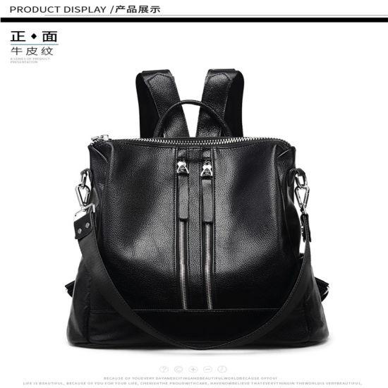 fec0da6c644 Popular Korea PU Leather School Backpack Girls Teenager Student School Bag