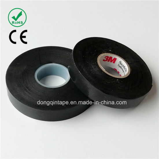 3m #23 Rubber Tape pictures & photos