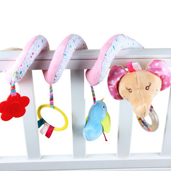 Wholesale Plush Lovely Stuffed Soft Baby Toy Factory