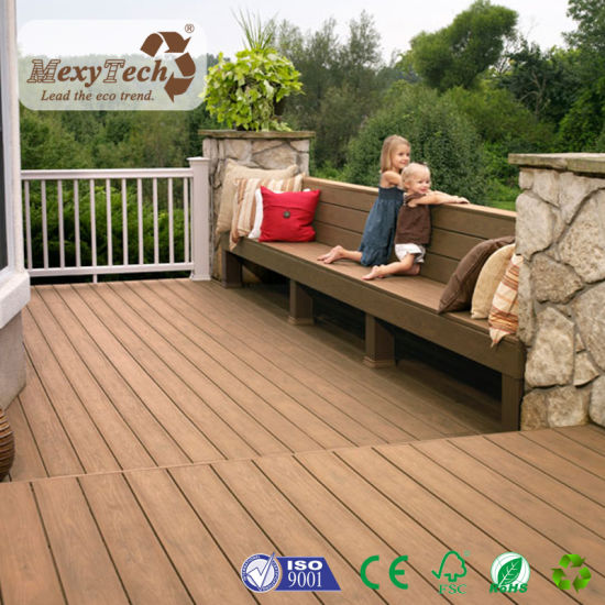 China Modern Recycle Popular Wpc Wood Plastic Composite For Floor