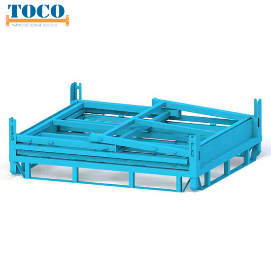 China Top Supplier Heavy Duty Fabric Roll Movable Tyre Racking with Wire Mesh Deck