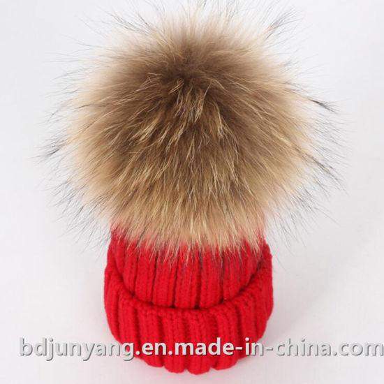 21ac6e92f37 China Hip Hop Fur POM Poms Beanie Hats - China Hat