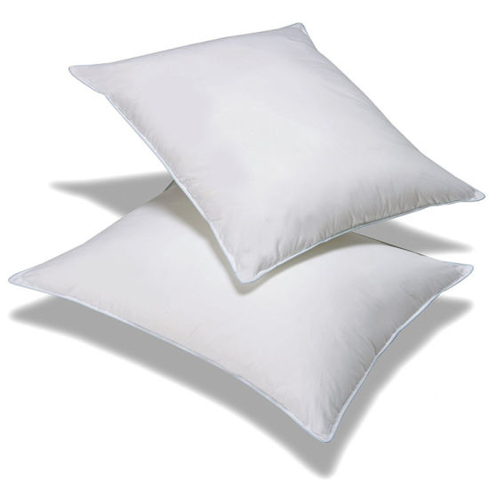 Feather Down Pillow for Bedding pictures & photos