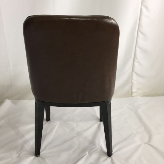 Pleasing Cheap French Style Coffee Color Leather Cover Metal Steel Iron Dining Chairs Modern Living Room Chair Direct Sale Squirreltailoven Fun Painted Chair Ideas Images Squirreltailovenorg