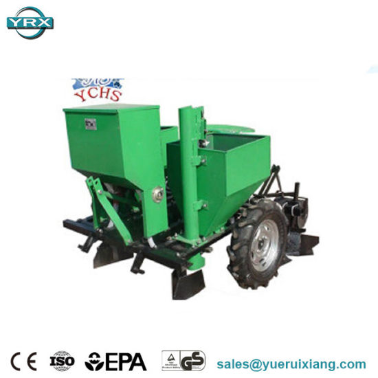 Double Rows Potato Planter Most Popular In China China Double Rows