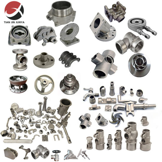 OEM Customized CNC Stainless Steel Precision Casting Manufacturer for Car/Truck Spare /Pump/Vehicle/Valve/Auto/Trailer/Engine/Motorcycle/Embroidery Machine Part