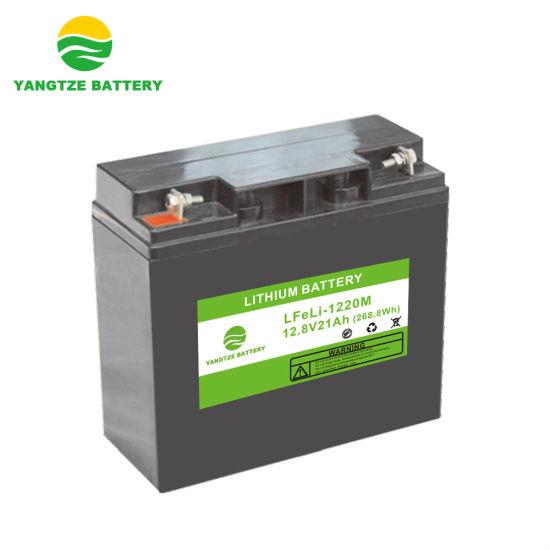 12V 20ah LiFePO4 Li-ion Lithium Battery Pack