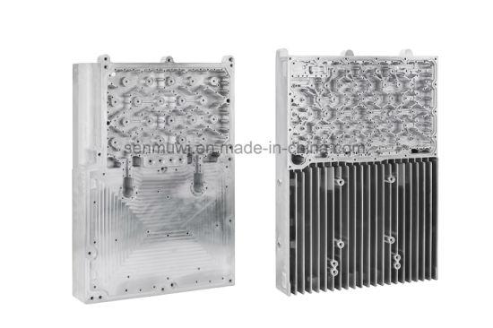 High Precision Aluminum CNC Machining Part for Telecom