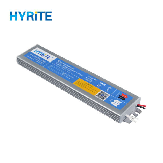 18mm Thickness Aluminum Case IP68 150W LED Driver