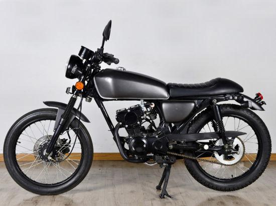China Cafe Racer 4t 100cc 110cc 150cc Cheap Prices Popular Model Motorcycle 125cc Motos EEC EPA Moto