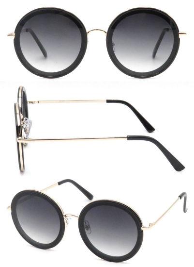 2018 Best Sale Placstic Sunglasses for Men and Women (SP701050)