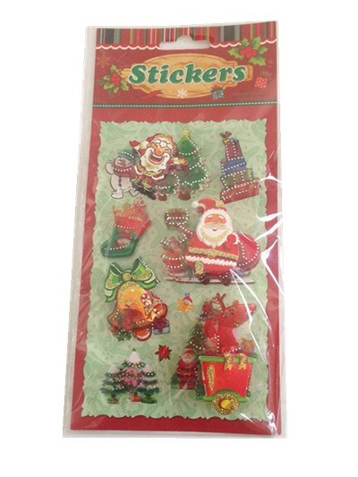 Best paper sticker custom stickers puffy sticker for kids