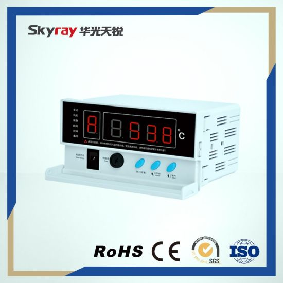 Intelligent Dry-Type Transformer Monitor with Plastic Cover