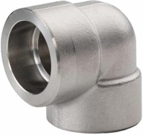 B16.11 A182/ A105/ A350 Lf2 3000lbs Forged Pipe Fittings Elbow