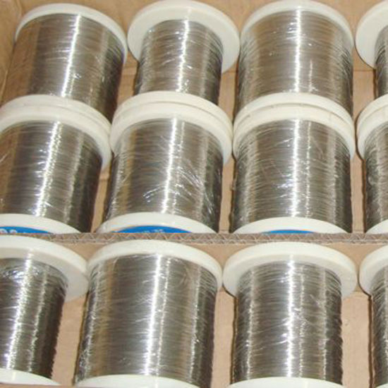 China Electric Resistance Heating Nichrome Wire - China Bare