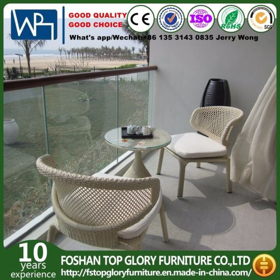 China New Design Outdoor Coffee Set Garden Furniture Patio Furniture