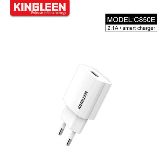 Model C850e Single USB Port Charger for EU Plug
