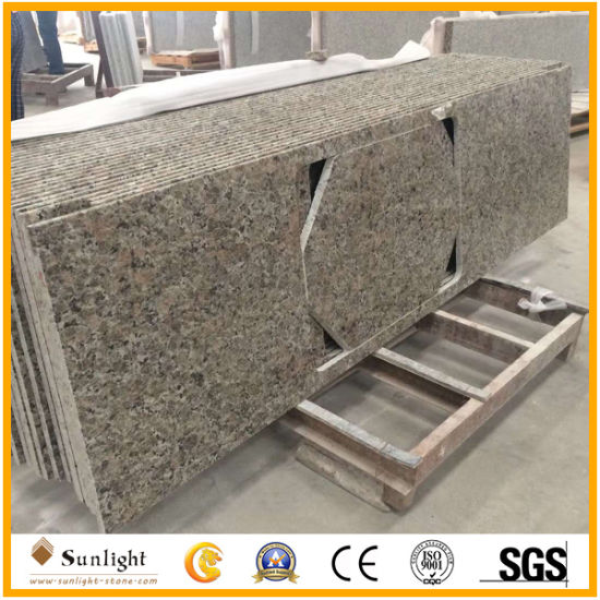 Merveilleux Hot Sell Yellow Butterfly Granite Countertops, Vanity Tops, Kitchen Tops