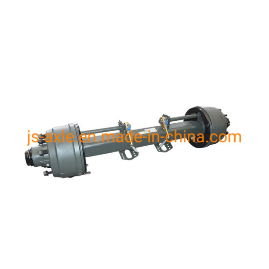 Manufacturer American Type Outboard Axle 13t 16t Axle for Semi Truck Trailer