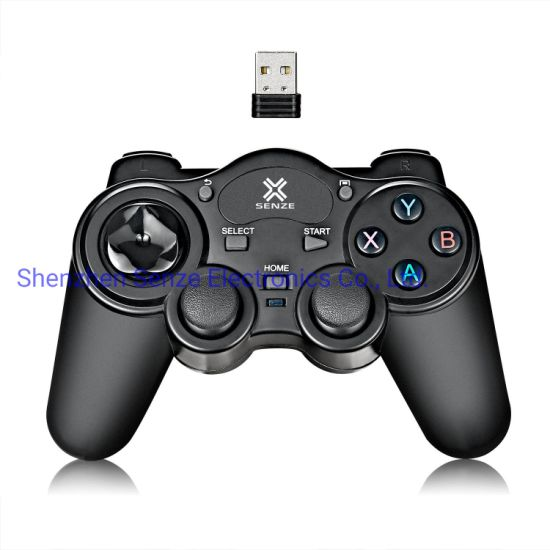 4 in 1 Multifunctional Wireless Controller for PS3/PC/X-Input/Android Devices
