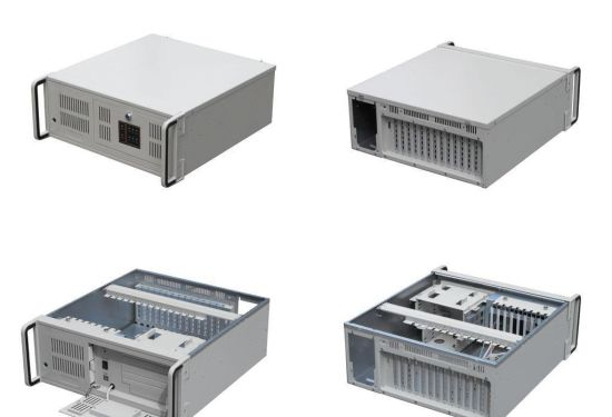 Box Custom Services Works Small Aluminium Stainless Steel Sheet Metal Fabrication