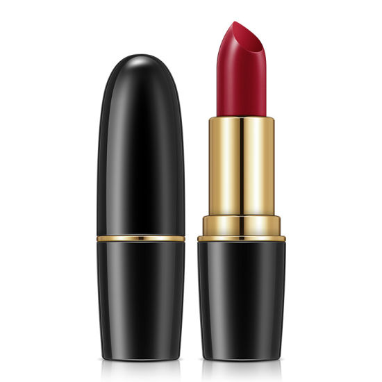 Waterproof Velvet Lipstick Durable Non-Fading Sexy Red Brown Moisturizing Lipsticks